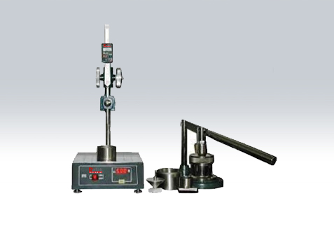 Grease cone penetration tester