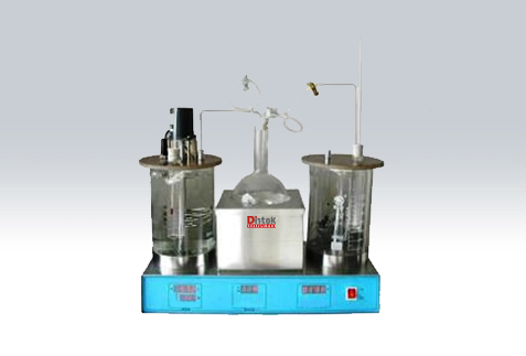 Lubricating oil demulsification tester