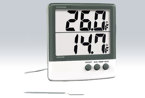 Digital Thermometer Indoor /Outdoor
