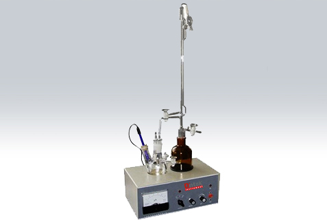 Water Content Tester (Karl Fischer Method)
